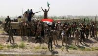 Irak ordusu Garmayı DAİŞten geri aldı