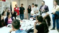 Makedonyalı öğrenciler Çanakkalede
