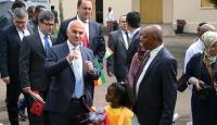 THYden Etiyopyaya sağlık desteği