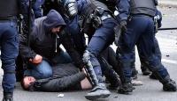 Fransız basını polis şiddetini görmedi