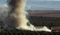 Suriye ordusu tarım alanlarını bombalıyor