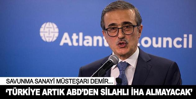 Türkiye artık ABDden silahlı İHA almayacak
