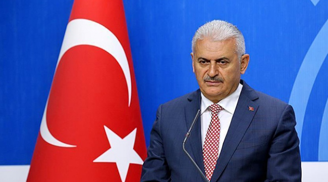 Başbakan Yıldırım, Galatasaray Kulüp Başkanı Özbeki kutladı