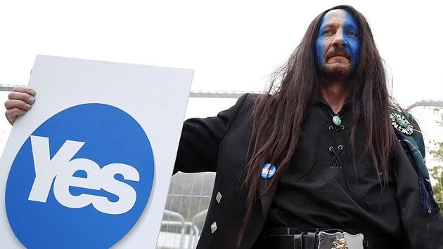 İskoçyada yeni bağımsızlık referandumu sinyali
