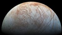 Jüpiterin uydusu Europada yaşam ihtimali
