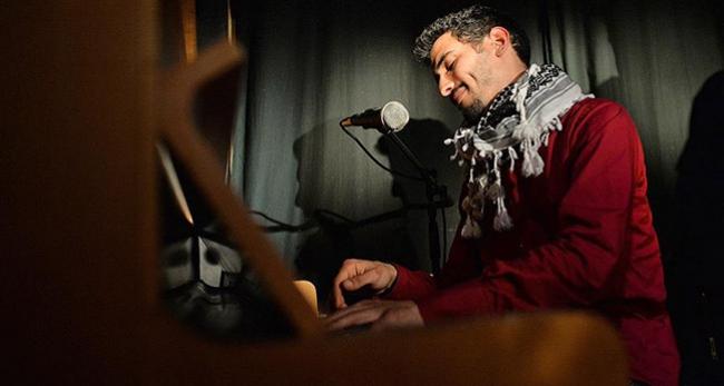 Yermuk piyanisti artık Almanyada