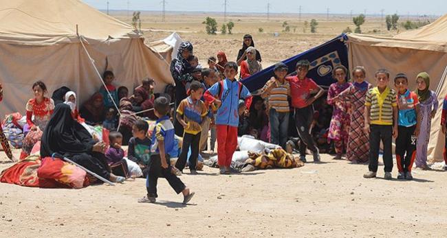 Açlık ve hava saldırılarının mağduru: Felluceli siviller
