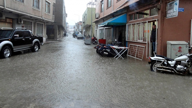 Orta ve Doğu Karadenize kuvvetli yağış uyarısı