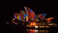 Sydney ışıl ışıl
