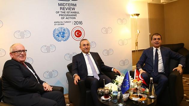 Türkiye ve ABden uzmanlar bir araya gelecek