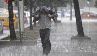 """Meteorolojiden """"sel ve su baskını"""" uyarısı"""