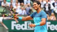Rafael Nadal turnuvadan çekildi