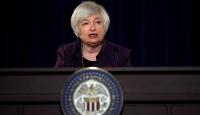 """Fed Başkanı Yellenden """"faiz"""" açıklaması"""