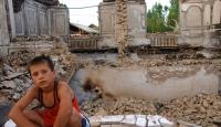 Kırgızistanda sel