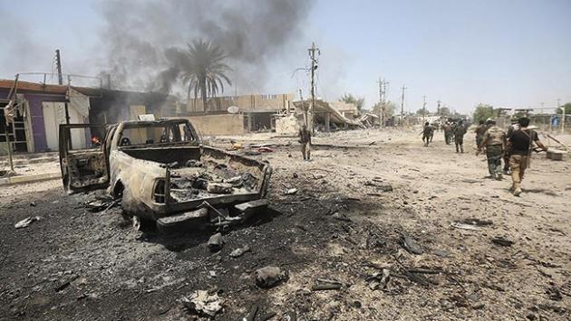 Fellucede 70ten fazla DAİŞ militanı öldürüldü
