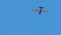 Hudson Nehrine küçük uçak düştü