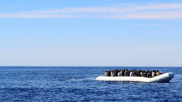 Bodrumda kaçak göçmen operasyonu