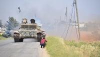 Suriyeli muhalifler 4 köyü DAİŞten geri aldı