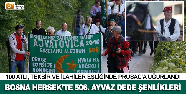Bosna Hersekte 506 yıllık gelenek