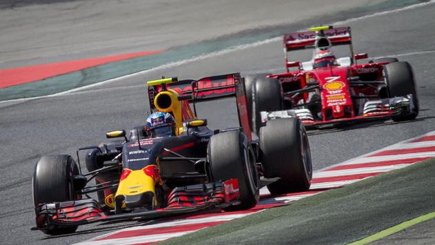 Monacoda ilk cep Ricciardonun