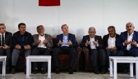 Erdoğan ve Yıldırımdan Dürümlüye taziye ziyareti