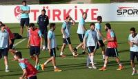 A Milliler Karadağ maçının hazırlıklarını tamamladı