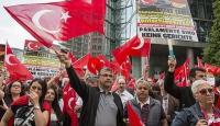Almanyada Ermeni iddiaları oylamasına protesto