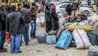 DAİŞten kaçan binlerce kişi insani yardıma muhtaç