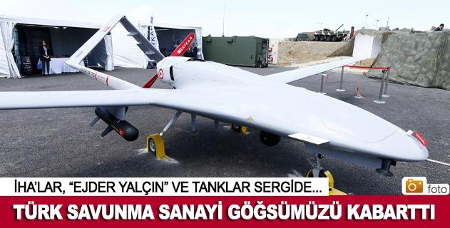 Türk savunma sanayi İzmirde sergileniyor