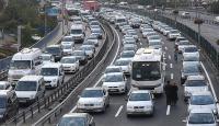 İstanbulda bu yollar bugün trafiğe kapalı