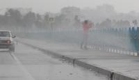 Beş ilde kuvvetli rüzgar ve dolu yağışı bekleniyor