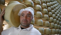 Ünlü peynirler Antalyada üretiliyor