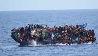 Akdenizde yüzlerce sığınmacı kayıp