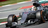 Monaco Grand Prixsinde birinci Hamilton oldu