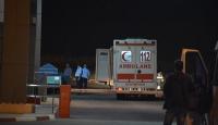 Diyarbakırda bombalı saldırı: 5 korucu yaralandı
