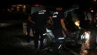 Şanlıurfada trafik kazası: 5 yaralı
