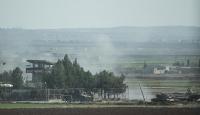 TSK Suriyedeki DAİŞ hedeflerini vurdu