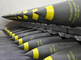 """""""Sığınak delici"""" milli bombalar üretiliyor"""