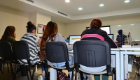 Yetiştirme yurtlarındaki kızlar geleceğe hazırlanıyor