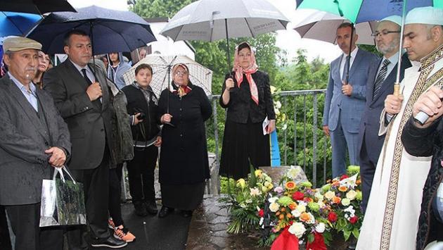 Solingen kurbanları 23.yılında da unutulmadı