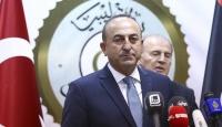 Bakan Çavuşoğlundan Libya açıklaması