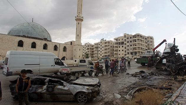 """""""İdlib Gerginliği Azaltma Bölgesi""""nde 12 günde 108 sivil öldürüldü"""