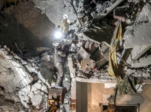 İdlibe Rus saldırısı: 23 ölü, 35 yaralı
