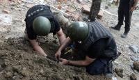 Mardinde el yapımı patlayıcılar imha edildi