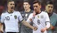 Alman Milli Takımının EURO 2016 kadrosu