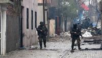Nusaybinde 2 teröristin cesedi bulundu