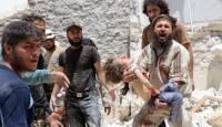 Rus jetleri Halep ve İdlibde katliam yaptı