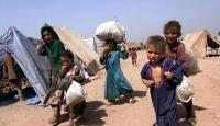 1,2 milyon Afgan yerinden edildi