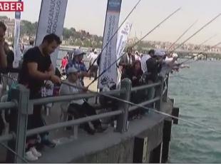 Engelliler için Balık Tutma Şenliği