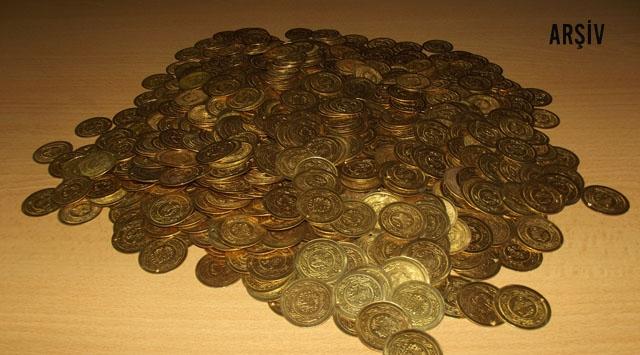 1232 Sahte Osmanlı Altını Ele Geçirildi